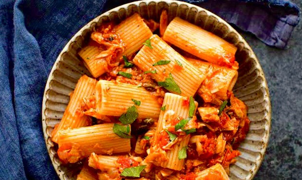 Read more about the article ต้นกำเนิด ของพาสต้า (Pasta)